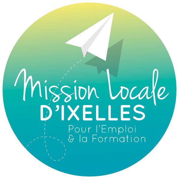 Logo Mission locale d'Ixelles